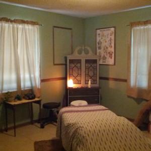 Massage room Jacksonville FL