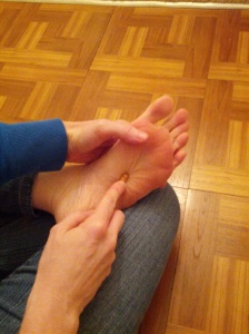Jacksonville Florida Thai foot massage
