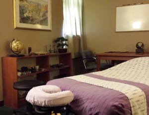 massage room Jacksonville FL