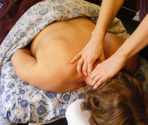 Neck massage Jacksonville FL